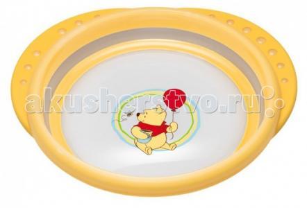 Тарелка с крышкой Easy Learning Disney Nuk