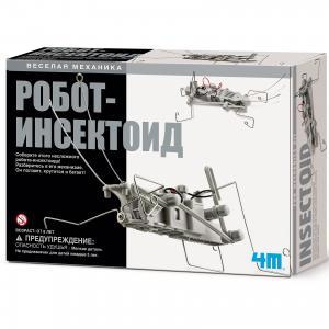 Набор для робототехники 4М Робот инсектоид 4M