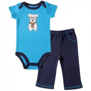 Боди короткий рукав и штанишки Hudson Baby