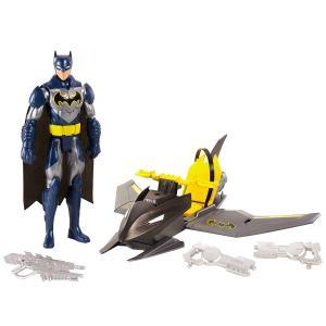 Фигурка с транспортным средством  /Batjet 30 см Batman
