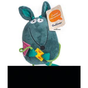 Мягкая игрушка  Мышка Хвостик, 16 см Gulliver. Цвет: разноцветный