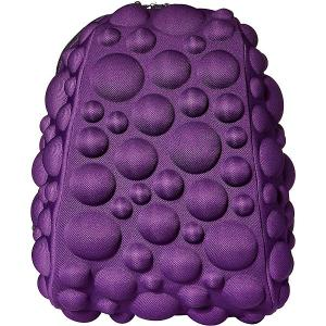 Рюкзак  Bubble Half Slurple, 36х15х30 см MadPax. Цвет: фиолетовый