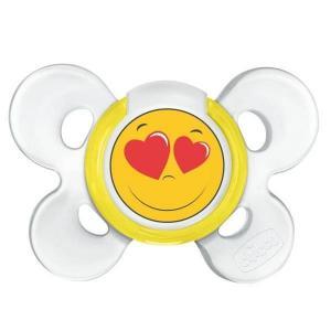 Пустышка  Physio Comfort Smile силикон, с рождения Chicco