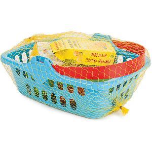 Игровой набор  Fruit Basket Корзина для фруктов, синий Pilsan. Цвет: синий