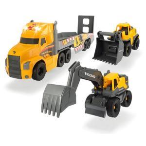 Игровой набор  Mack. Volvo 70 см Dickie Toys