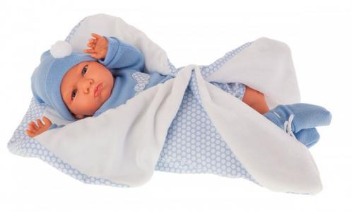 Кукла Эдурне 52 см Munecas Antonio Juan