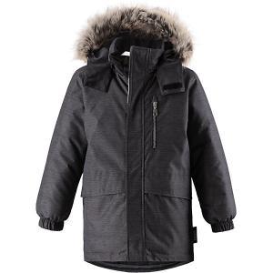 Утепленная куртка Lassie. Цвет: серый