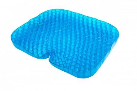 Подушка на сиденье силиконовая Соты Bradex