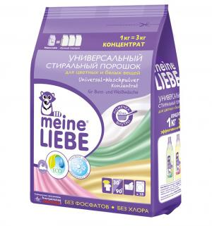 Стиральный порошок  концентрат универсальный, 1 кг Meine Liebe