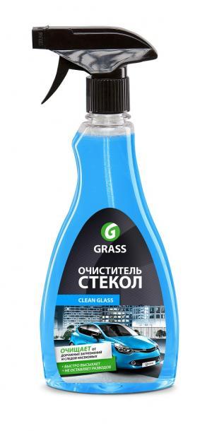 Очиститель  для стекол Clean Glass, 500 мл Grass