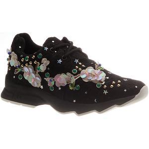 Кроссовки  для девочки Vitacci. Цвет: черный