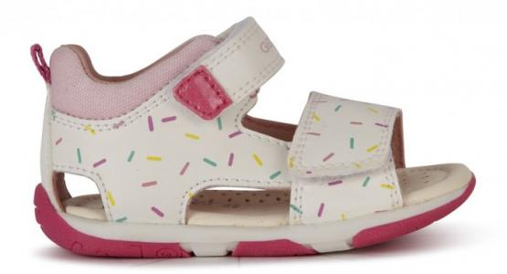 Туфли летние открытые B Sandal Tapuz Girl Geox