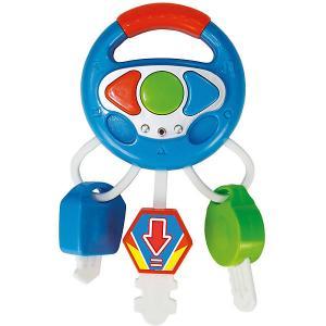 Игрушка  Музыкальные ключики Bebelino. Цвет: разноцветный
