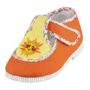 Туфли текстильные Топ-топ