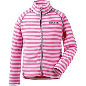 Демисезонная куртка Didriksons Monte Print DIDRIKSONS1913. Цвет: розовый