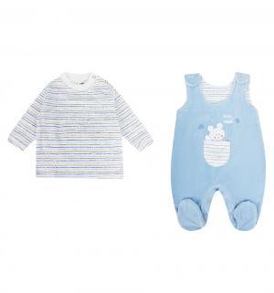Комбинезон , цвет: голубой Tiger baby & kids