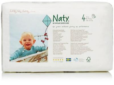 Подгузники-трусики  Фито (8-15 кг) 36 шт. Naty