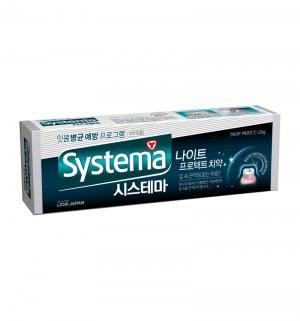 Зубная паста  Systema ночная защита, от 12 лет, 120 гр CJ Lion