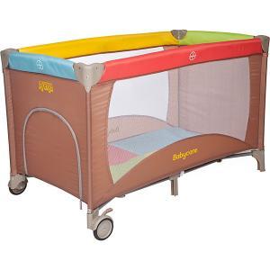 Манеж  Arena, разноцветный Baby Care. Цвет: разноцветный