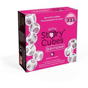 Настольная игра Rorys Story Cubes Кубики историй Фантазия 9 кубиков Rory's