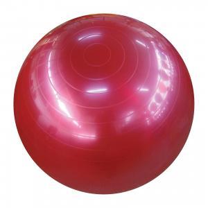 Мяч (фитбол) для занятий спортом, с системой анти-взрыв, 65 см, в комплекте насосом, Ecos