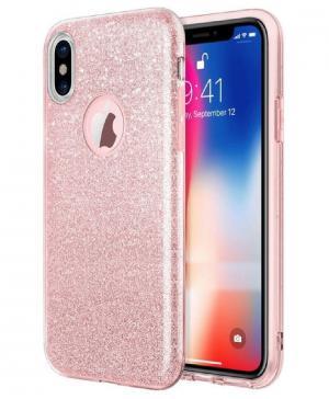 Чехол-накладка Apple iPhone X Glitter hoco
