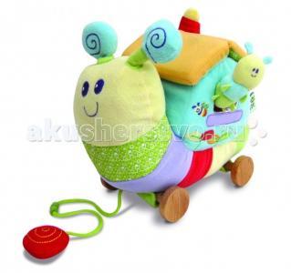Развивающая игрушка  Развивающий домик Гусеница Little Bird Told Me