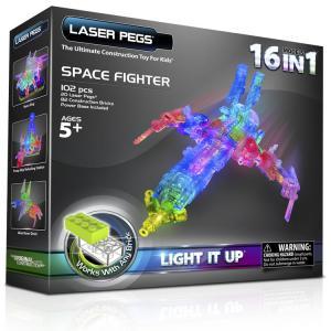 Космос 16 в 1 Laser Pegs