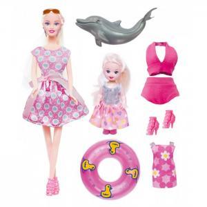 Набор Кукла Ася Морское приключение Toys Lab