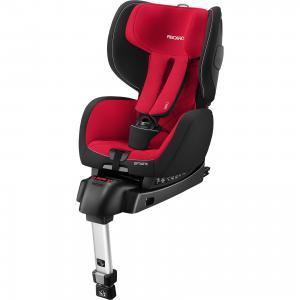 Автокресло OptiaFix, 9-18 кг., Recaro, Racing Red RECARO. Цвет: красный