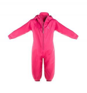 Комбинезон  дождевик, цвет: розовый Hippychick
