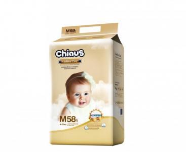 Подгузники-трусики GoIden Care M (6-11 кг) 58 шт. Chiaus