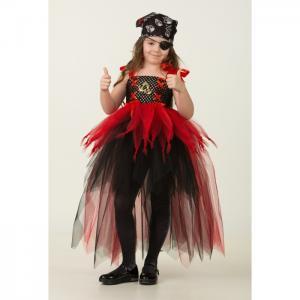Сделай сам Карнавальный костюм Пиратка Jeanees