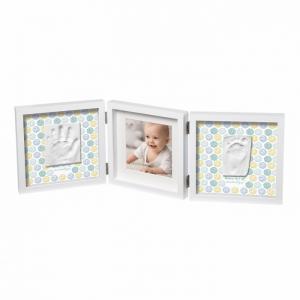 Рамочка тройная Baby Style с цветными двусторонними подложками Art