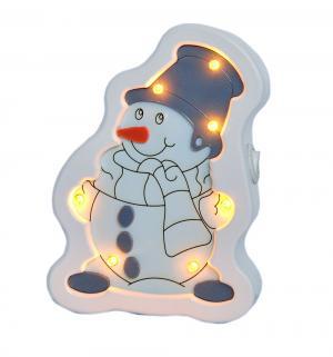 Светильник  Снеговик Iwoodplay