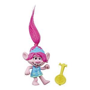 Игровая фигурка Trolls World Tour Розочка Hasbro. Цвет: разноцветный