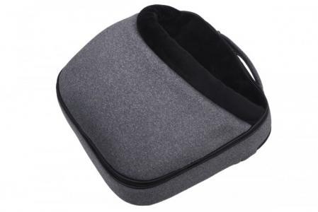 Массажная подушка электрогрелка для ног 2 в 1 Bradex
