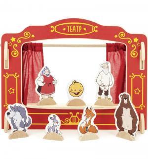 Деревянная игрушка  Кукольный театр Мир Деревянных Игрушек