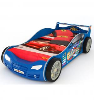 Кровать  R800, цвет: синий Grifon Style