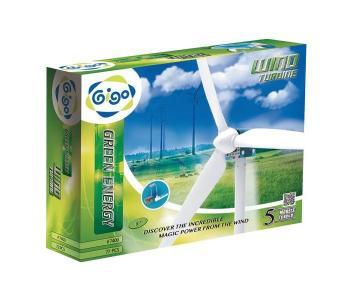Энергия ветра (77 деталей) Gigo