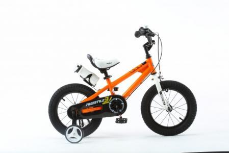 Велосипед двухколесный  Freestyle Steel 14 Royal Baby