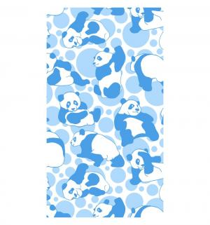 Полотенце Aquarelle , цвет: синий Нордтекс