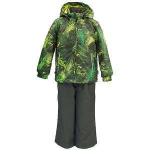 Комплект YOKO Huppa. Цвет: зеленый