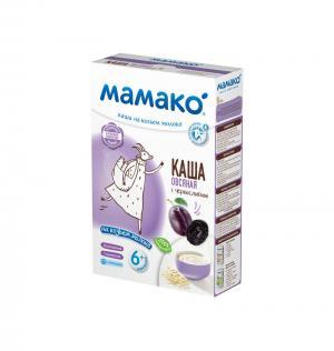 Каша  молочная овсяная с черносливом на козьем молоке 6 месяцев 200 г Мамако