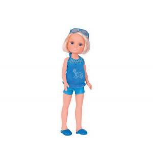 Кукла  Нэнси (блонбинка в голубом) Famosa