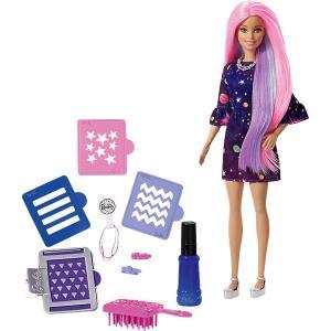 Кукла Barbie Цветной сюрприз с аксессуарами Mattel