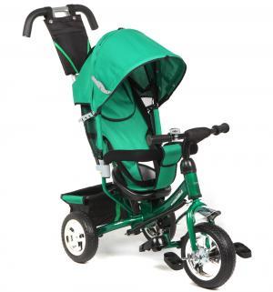 Детский трехколесный велосипед  Action trike II, цвет: зеленый Capella