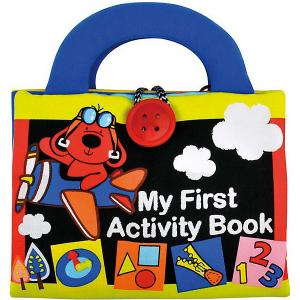 Игрушка Моя первая книжка-2, Ks Kids K's