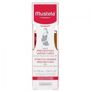 Масло  для профилактики растяжек, 105 мл Mustela