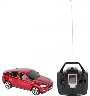 Машина на радиоуправлении  BMW X6 красный 1 : 28 GK Racer Series